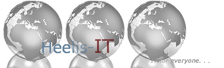 Heelis-IT Logo